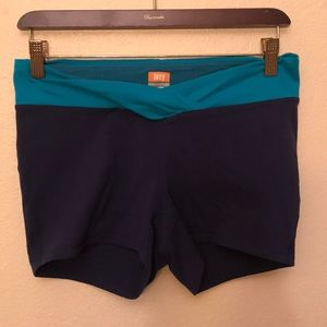 Lucy spandex shorts